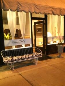 Glow Body & Sun Storefront